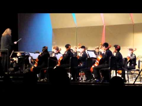MBHS Orchestra December 2015
