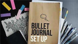 bullet journal setup fall 2016   jaaananannn