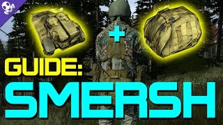 Smersh Vest & Backpack Guide | #DayZ Standalone 0.48