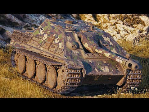 World of Tanks Jagdpanther - 5 Kills 5,3K Damage thumbnail