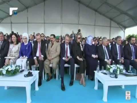 الحريري يشارك في افتتاح جسر السلطان سليم الاول في اسطنبول
