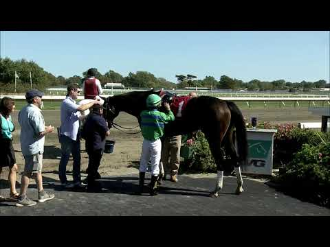 video thumbnail for MONMOUTH PARK 9-29-19 RACE 02