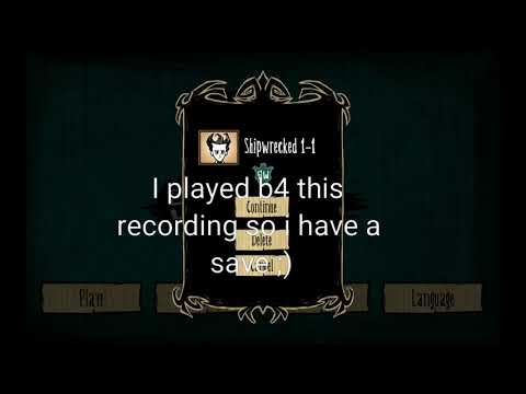 Dont Starve Shipwrecked FREE DOWNLOAD On Android/ios (READ Desc)