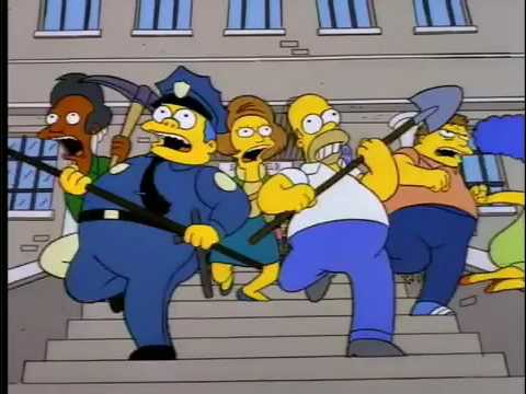 The Simpsons: Homer The Vigilante part 7