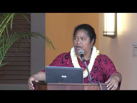 2015 Native Hawaiian Education Summit - Opening Keynote by Kau'i Sang