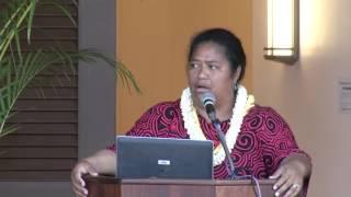 2015 Native Hawaiian Education Summit - Opening Keynote by Kau'i Sang