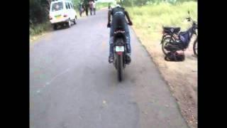 Freestyle Bike Stunts