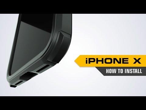 dbrand Grip Installation (iPhone X)