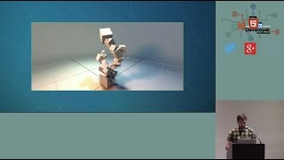 HTML5DevConf: Aki Rodic, Google: Making WebGL tools with Polymer