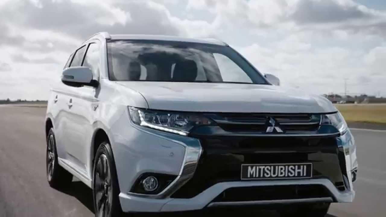 2016 New Mitsubishi Outlander Phev Review Automototv