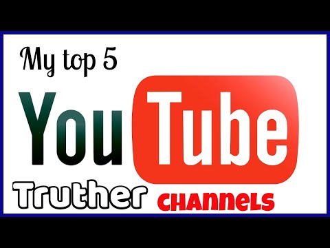 Top 5 Truther YouTube Channels With Under 1000 Subscribers #ScrewYouTube