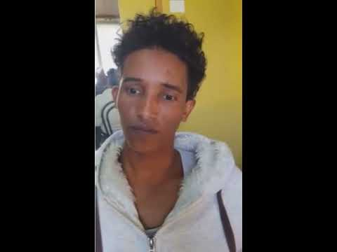 Eritrean Migrant Captured by ISIS