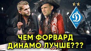 Чем форвард Динамо Киев лучше Новости футбола сегодня