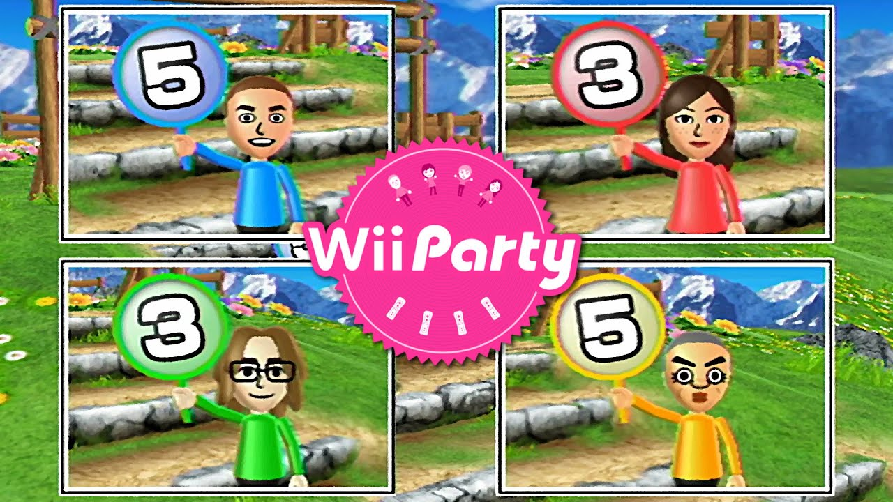 Download WII PARTY A 3 JOUEURS CONTRE TAKASHI ! | WII PARTY FR
