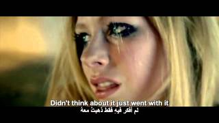 Avril Lavigne   Wish You Were Here مترجمة LINK