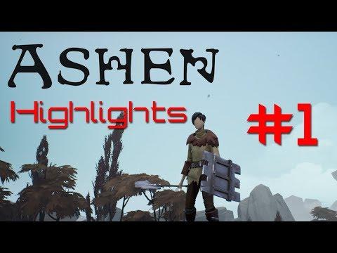 Ashen Playthrough Highlights - [ Part 1 ] thumbnail