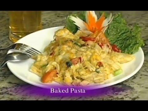 Baked Pasta - Xuân Hồng