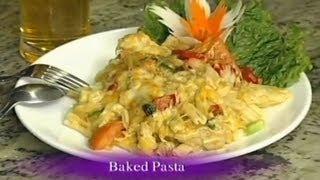 Baked Pasta - Xuan Hong