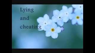 Forgetting ~ David Gray (lyrics)
