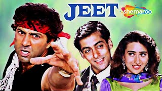 Jeet | Salman Khan Movie | Sunny Deol Action | Karisma Kapoor | Bollywood Romantic Movie