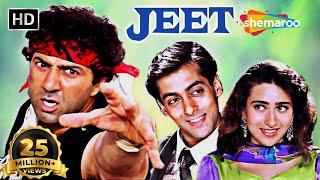 Download Jeet | Salman Khan Movie | Sunny Deol Action | Karisma Kapoor | Bollywood Romantic Movie