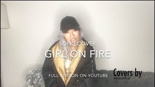 Alicia Keys - Girl On Fire (AZRA)