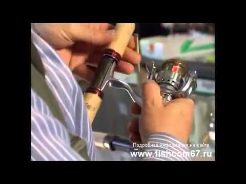 Универсальный спиннинг для твичинга и джига - YouTube