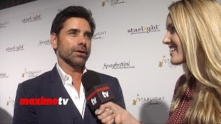"John Stamos ""I Need To Have A Kid"" 