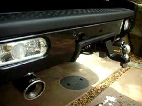 Jeep Commander 5 7l Hemi Borla Dual Exaust Youtube