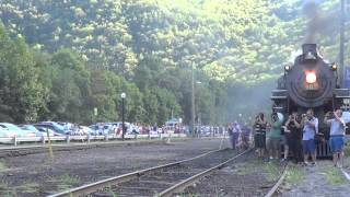 The Lehigh Gorge Special! (Featuring NKP #765 & RBMN #425)