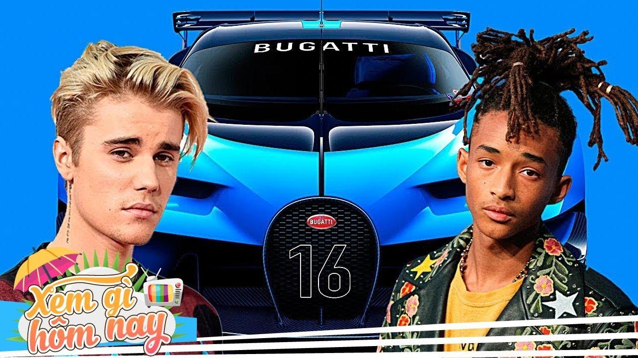 Siêu Xe Của Ngôi Sao Nổi Tiếng Nào NGẦU NHẤT? Justin Bieber, Neymar. John Cena hay The Rock?