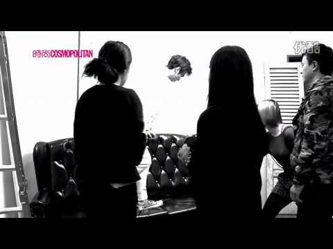 [HD]LEEMINHO COSMOPOLITAN CHINA 3월호 Making~1080P