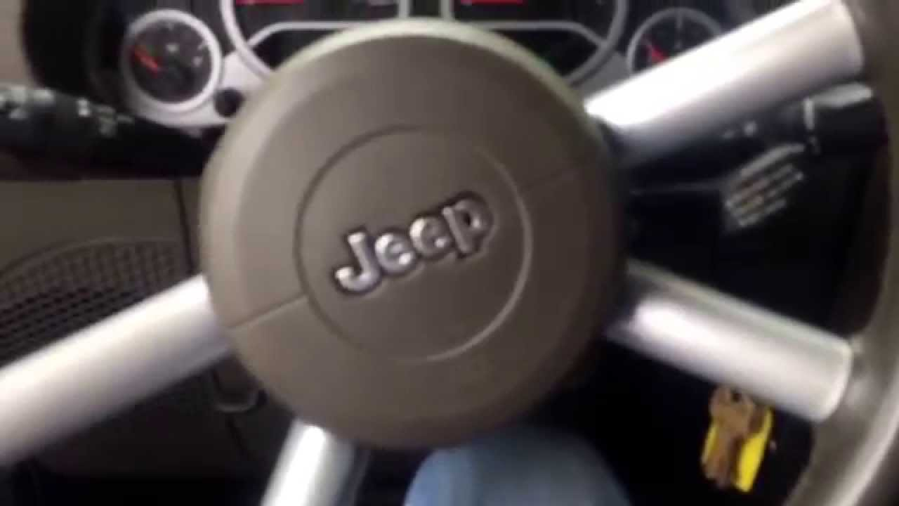 2008 Jeep Wrangler Jk Heater Core Replacement How To 2007