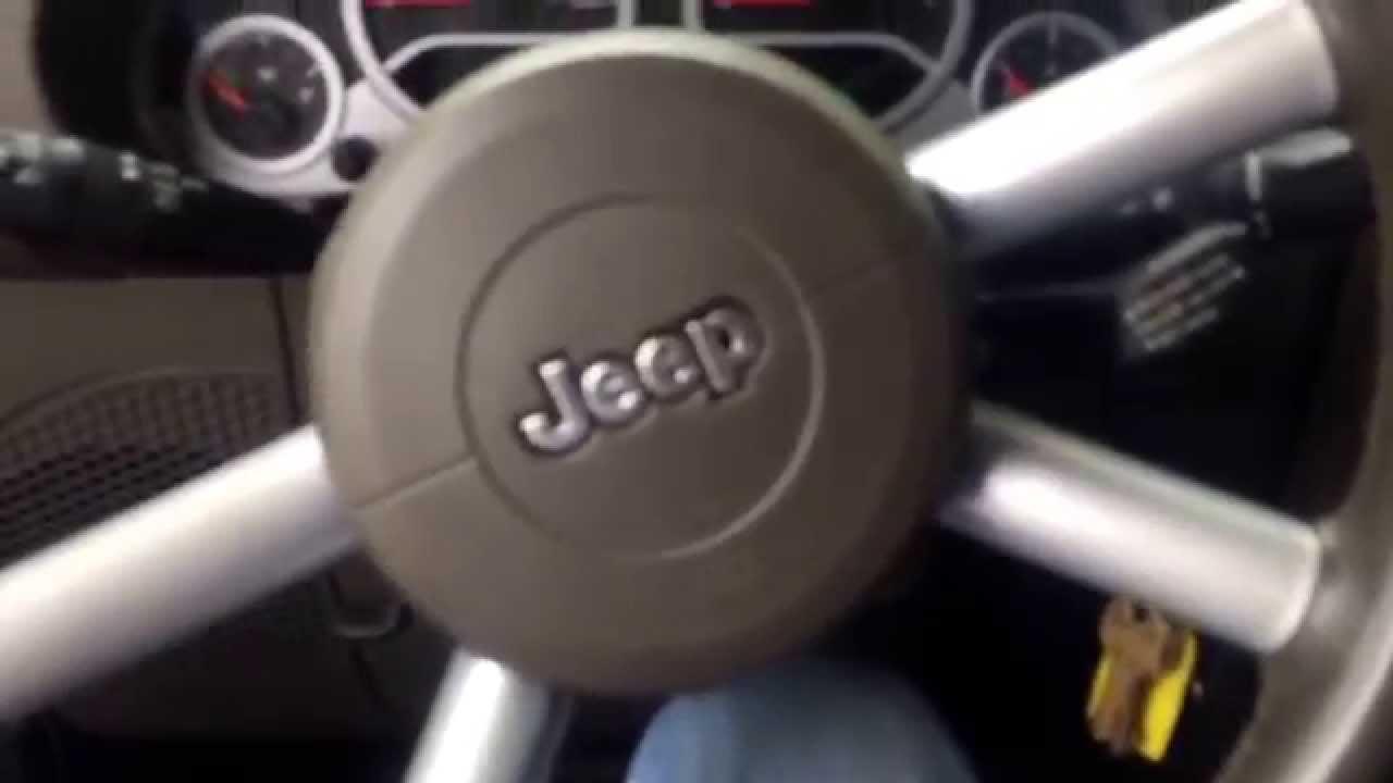 2010 jeep wrangler steering diagram [ 1280 x 720 Pixel ]
