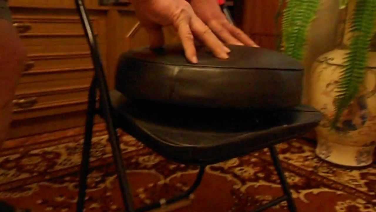 Танцующий стул своими руками