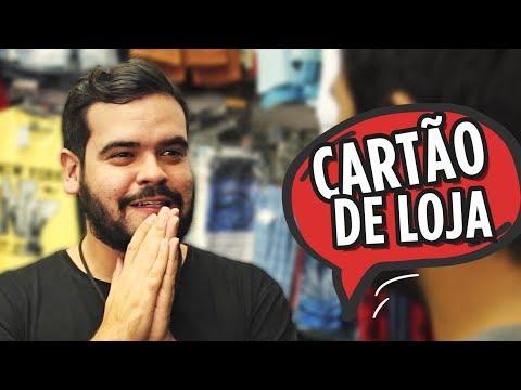 CARTÃO DE LOJA