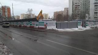 Стартовая площадка Одесская 10  реновации в Зюзино ЮЗАО