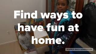 Home for the Holidays, 2020-style | Bounce Back Generation