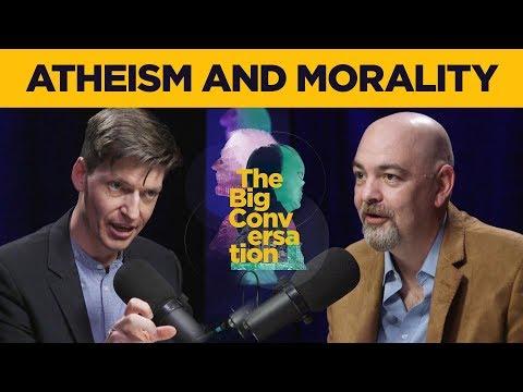 Glen Scrivener & Matt Dillahunty • Morality: Can Atheism Deliver A Better World?