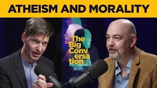 Glen Scrivener & Matt Dillahunty • Morality: Can atheism deliver a better world?
