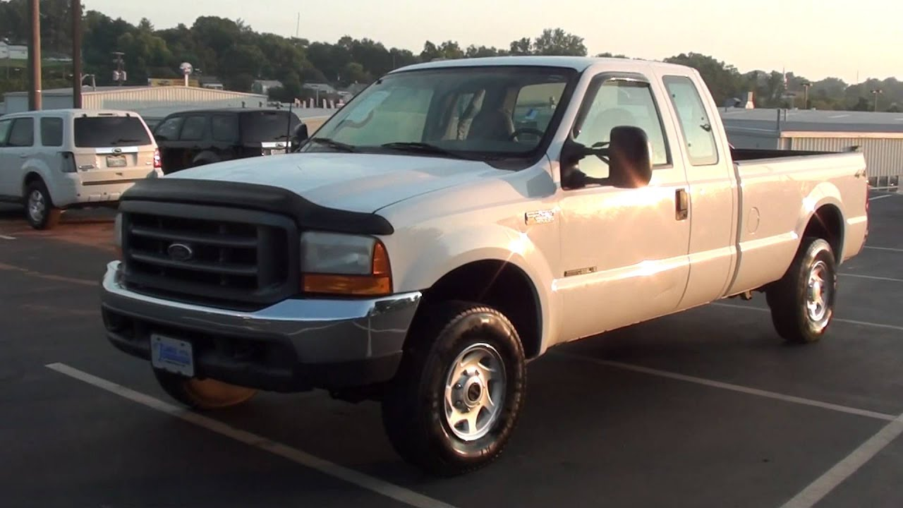 for sale 2000 ford f 250 xl 4x4 long bed stk p5721a youtube. Black Bedroom Furniture Sets. Home Design Ideas