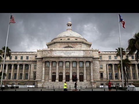 House Advances Aid Plan For Debt-Stricken Puerto Rico