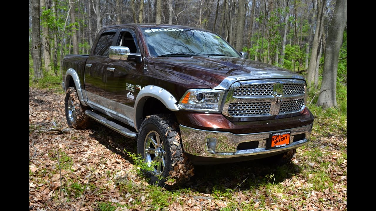 2015 ram 1500 laramie rocky ridge altitude in depth walkthrough 27290t