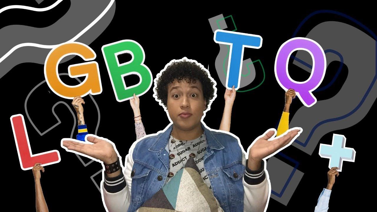 O que significa LGBTQIA+? - YouTube