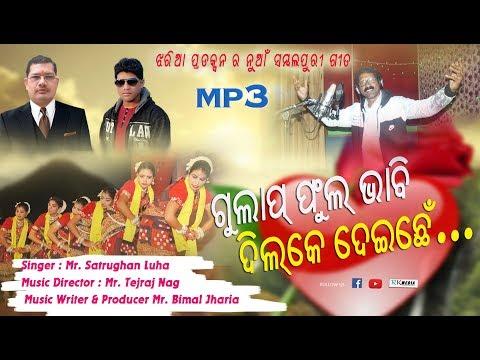 Gulap Phul Bhabi Dil Ke Deichhe (Satrughan Luha) New Sambalpuri Song l RKMedia