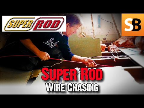 Running Cables with Super Rod Tricks of the Trade