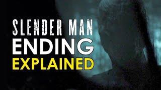 Slender Man Movie (2018): Ending Explained + Meaning Of The Monster