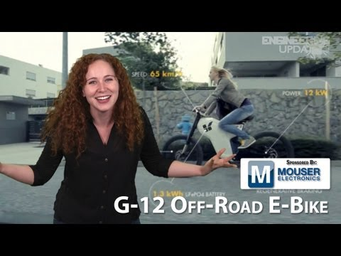 Engineering Update #25: The G-12 E-Bike and A Hydrogen-Powered Car