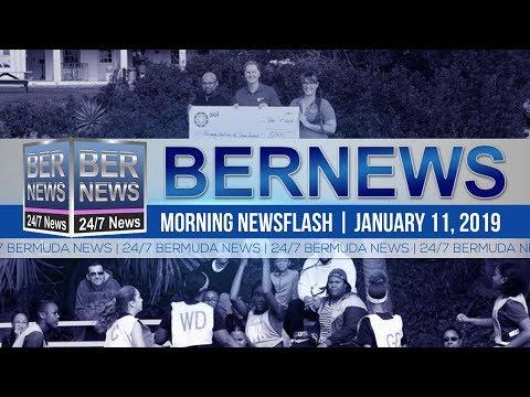 Bernews Newsflash For Friday January 11, 2019