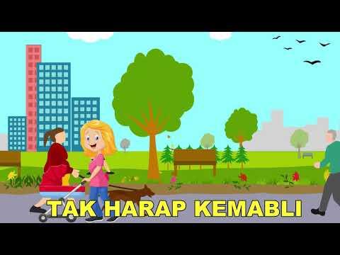 Kasih Ibu Kepada Beta Lagu Anak Karoke Indonesia